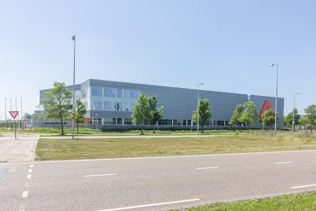 Aluvo aluminium kozijnen anamet europe Amsterdam