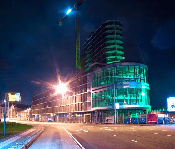 Aluminium Kozijnen Aluvo - Noorderlicht Utrecht
