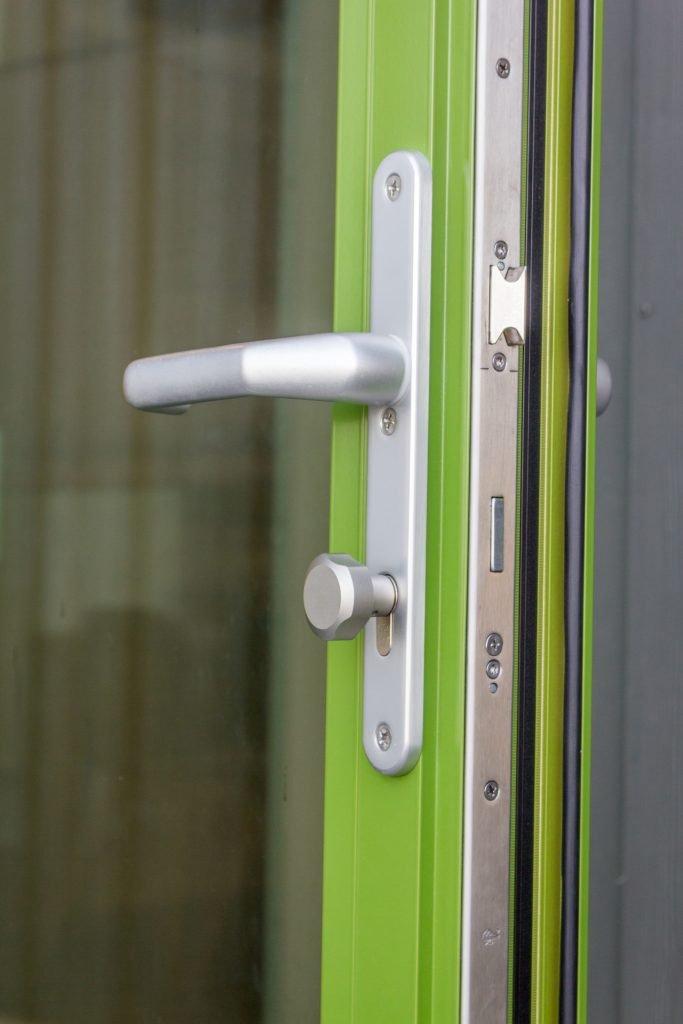 Aluvo Aluminium kozijnen en deuren KBS de Boxem Zwolle