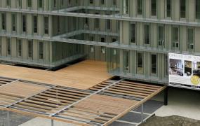Aluminium kozijnen Aluvo Key Ofiice Utrecht