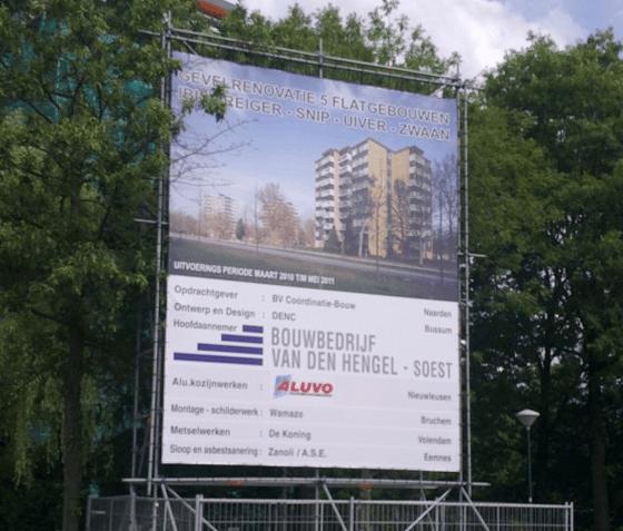 Aluminium Kozijnen Gevelrenovatie Soest